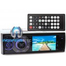 "Soundstream VR-345XB In-Dash 1-DIN 3.4"" LCD Screen DVD Stereo Receiver Sirius XM Ready"