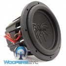 "Soundstream T5.102 10"" 900 Watts RMS Dual 2-Ohm T5 Series Subwoofer"