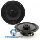 "Alpine R-S65 6.5"" 100W RMS Type-R Series Coaxial Speakers"