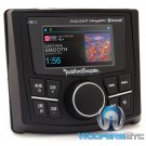 "Rockford Fosgate PMX-3 Punch Marine Grade Media Receiver with 2.7"" Color Display and SXM"