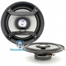 """TS-F1634R - Pioneer 6.5"""" 50W RMS 2-Way F-Series Coaxial Speakers"""