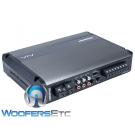 Memphis VIV400.4v2 4-Channel 400W RMS SixFive Series Amplifier with Built-in DSP