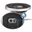 "Infinity PR9603ISH 6X9"" 360W 3-WAY Coaxial Car Speakers"