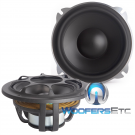 """Hybrid MW5 MKII- Morel 5.25"""" 120W RMS Mid-Bass Woofers"""