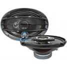 "TS-A6974S - Pioneer 6"" x 9"" 3-Way 500 Watts Coaxial Speakers"