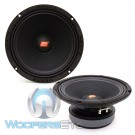 "Hertz SV200.1 8"" 250 Watts RMS SPL Show Series Midrange Speakers"