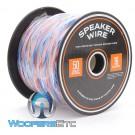 True 16 Gauge 50 Foot Spool High Definition Twisted Speaker Car Home Marine Wire