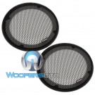 """FocalGrills - Focal 6.5"""" Inch Paired Grills for Focal Compatible Speakers"""