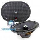 "690CA1 - Focal 6 x 9"" Access Coaxial Speakers"