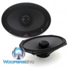 "Alpine R-S69 6"" x 9"" 100 Watts RMS Type-R Series Coaxial Speakers"