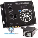BX-10 -  Soundstream Digital Bass Reconstruction Processor with Remote
