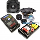 "CL-42- CDT Audio 4"" 130W RMS 2-Way Classic Series Component Speakers System"