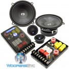 "CL-52- CDT Audio 5.25"" 150W RMS 2-Way Classic Series Component Speakers System"