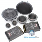 """Esotec System 362 - Dynaudio 8"""" 3 Way Component Speakers"""