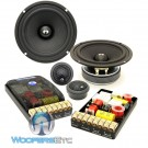 """ES-52i - CDT Audio 5.25"""" 180W RMS 2-Way ES-Gold Series Component Speakers System"""