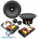"ES-62i - CDT Audio 6.5"" 200W RMS 2-Way ES-Gold Series Component Speakers System"