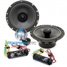"CL-61CV.2 - CDT Audio 6.5"" Convertible Component/Coaxial Speaker System"