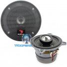 """100CVX - Focal 4"""" Polyglass Coaxial Speakers"""