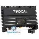 Solid1 - Focal 1 Ch 500 Watt Mono Amplifier (Black)