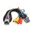 GMVRD - PAC Retain Factory RSE (Rear Seat Entertainment System)