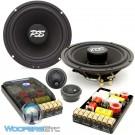 """ES-62iM - CDT Audio 6.5"""" 2-Way Slim Mount Component Set"""