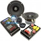"HD-42 - CDT Audio 4"" 140W RMS 2-Way High Definition Component Speakers System"