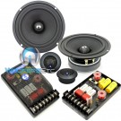 "HD-52 - CDT Audio 5.25"" 2-Way High Definition Component Set"