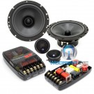 "CL-61A.2-25 PRO - CDT Audio Classic 2-Ohm 6.5"" 2-Way Component Speakers"