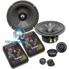 "HD-62US - CDT Audio 6.5"" 200W RMS 2-Way StageFront Component Upstage System"