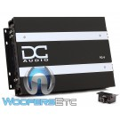 DC Audio 90.4 4-Channel 130W x 4 RMS Amplifier