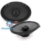 "SPR-69 - Alpine 6"" x 9"" Type-R 2-Way Coaxial Speakers"