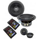 """HD-62M6 - CDT Audio 6.5"""" 2-Way Midrange Speaker System"""