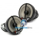 "TN-47 OEM - Focal 1.75"" Titanium Inverted Dome Tweeters"