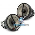 "TN-47 OEM - Focal 1.75"" Titanium Inverted Dome Tweeters"