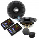 """PSS-010 PRO - CDT Audio 6.5"""" 2-Way Signature Series 2-Way Component Speakers System"""