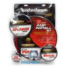 RFK8X - Rockford Fosgate 8 AWG Amplifier Installation Kit