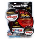 RFK1D - Rockford Fosgate 0 AWG Amplifier Installation Kit