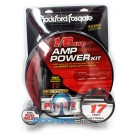 RFK1 - Rockford Fosgate 1/0 AWG Amplifier Installation Kit