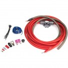 RFK4 - Rockford Fosgate 4 AWG amplifier power wiring kit
