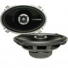 "P1462 - Rockford Fosgate 4"" x 6"" Punch Series 2-way Coaxial Speakers"