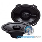 "P1683 - Rockford Fosgate 6"" x 8"" 3-Way Punch Series Full Range Coaxial Car Speakers"
