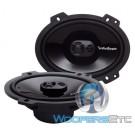 "P1683 - Rockford Fosgate 6"" x 8"" 3-Way Punch Series Full Range Coaxial Car Speakers"