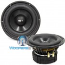 "ES-06+ - CDT Audio GOLD 6.5"" 300 Watt Black Mid-Bass/Sub-Bass Drivers"