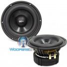 """ES-06+ - CDT Audio GOLD 6.5"""" 300 Watt Black Mid-Bass/Sub-Bass Drivers"""