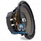 "HD-800CF - CDT Audio 8"" Carbon Fiber Cone Cast Alloy Audiophile Versabox Subwoofer"