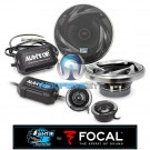 "RIP-130S - Focal Auditor Series 5.25"" 50W RMS 2-Way Component Speakers"