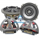 """Hybrid Integra 502 - Morel 5.25"""" 2-Way Coaxial Speakers with Passive Crossovers"""