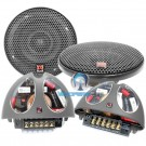 "Hybrid Integra 402 - Morel 4"" 2-Way Coaxial Speakers with Passive Crossovers"