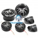 "TWS.3N -  Soundstream 1"" PEI Dome Neodymium Tweeters"