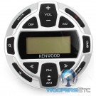 KCA-RC55MR - Kenwood Wired Marine Remote Control for KMR-550U, KMR-555U and KMR-700U